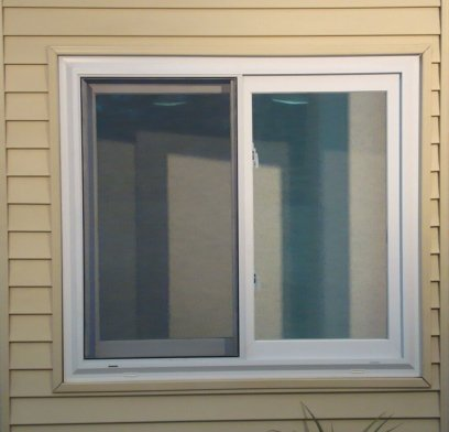 2 Lite 3 Lite Vinyl Slider Windows Window Installation In Chicago